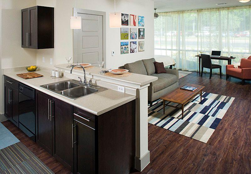 Amli South Shore   Contemporary Kitchen Also Contemporary