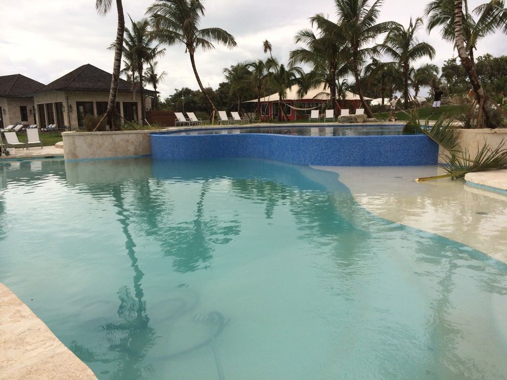 Bakers Bay Bahamas   Beach Style Pool  and Design Only by Tucker Design Httpwww Houzz Comorganizecollectiontypeprojid246309