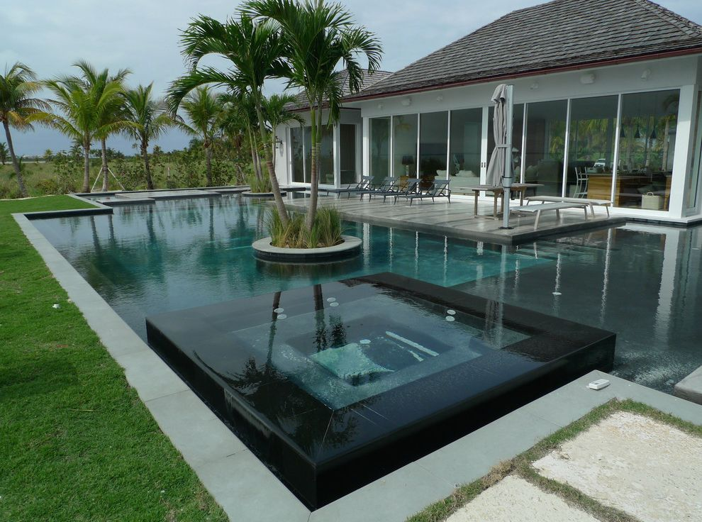 Bakers Bay Bahamas with Beach Style Pool Also Custom Beach Inspired Pool Delray Beach Swimming Pools Landscape Architects Designers Palm Beach County Swimming Pool Builders Swimming Pool Builders in Jupiter Tucker Design Build