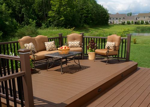 Brookside Lumber   Traditional Deck  and Traditional