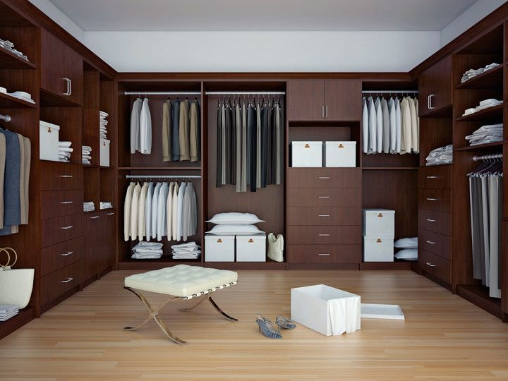 $keyword Canyon Creek - Walk-in Closet In Matrix Mahogany $style In $location