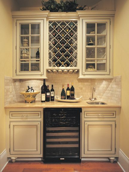 Canyon Creek Cabinets with Traditional Wine Cellar  and Canyon Creek Canyon Creek Cabinet Company Cornerstone Framed Cabinets