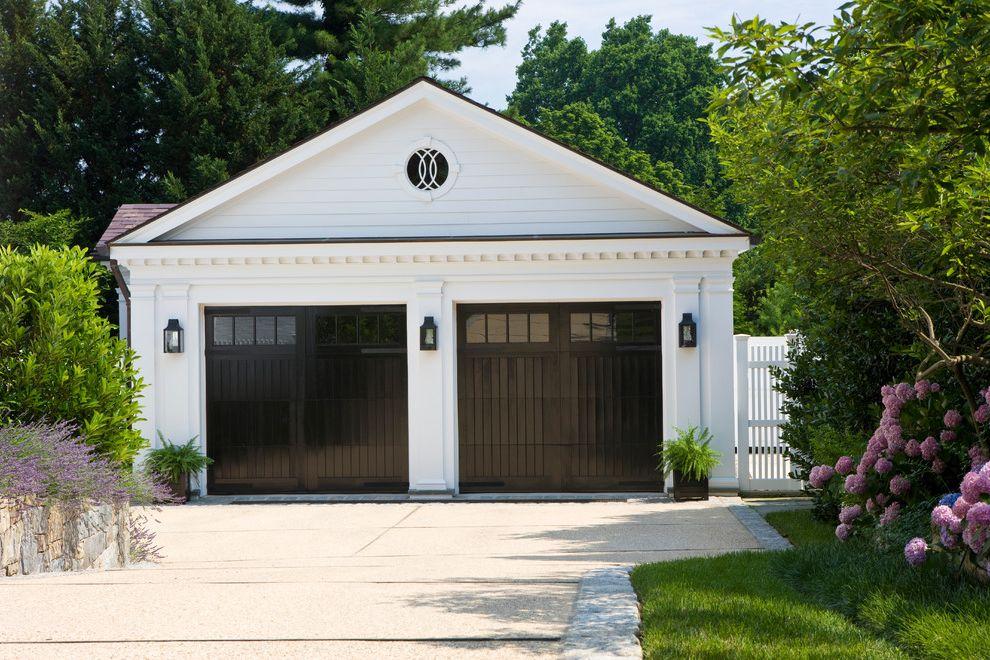 Garage Door Repair Near Me   Farmhouse Garage Also Farmhouse
