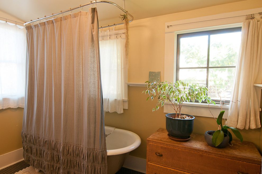 George Morlan Plumbing with Eclectic Bathroom Also Eclectic