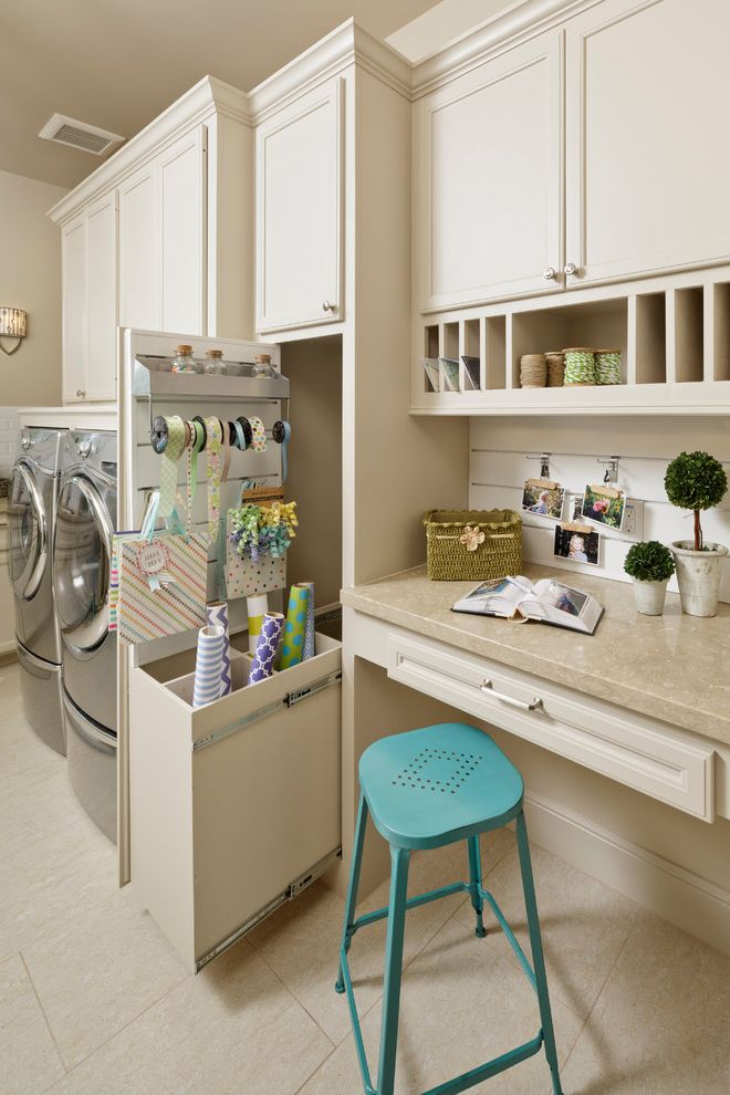 Good Housewarming Gifts   Traditional Laundry Room  and Traditional