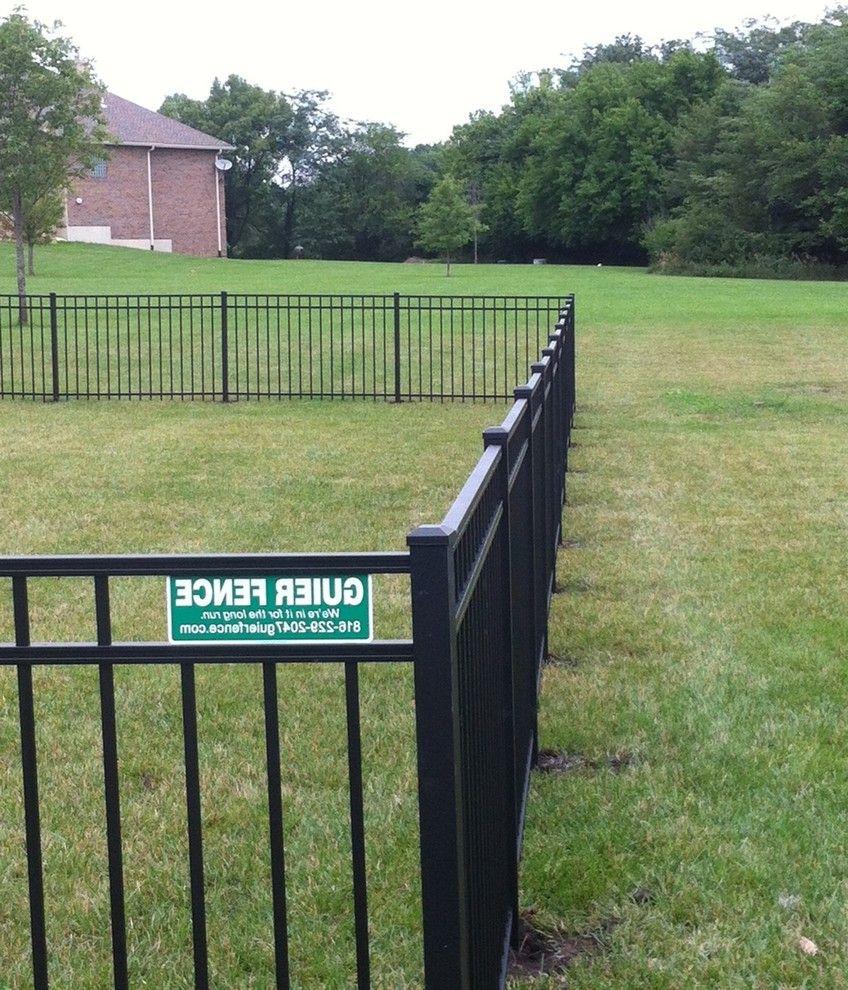Guier Fence    Landscape  and Aluminum Fences Steel Fences