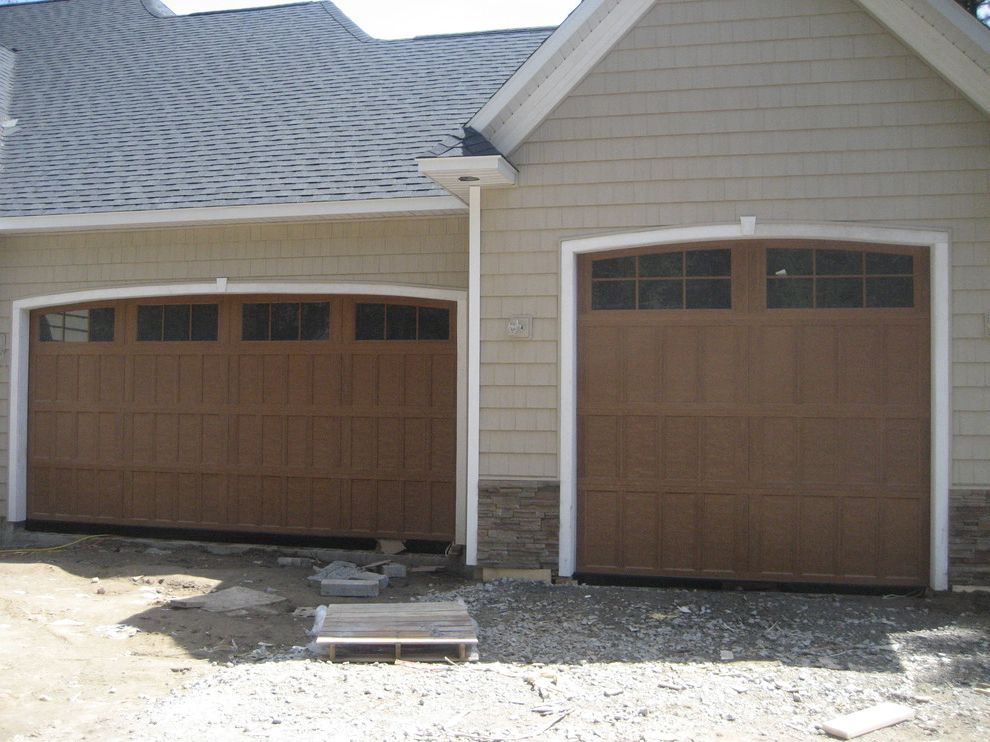 Hamburg Overhead Door   Craftsman Garage  and Craftsman