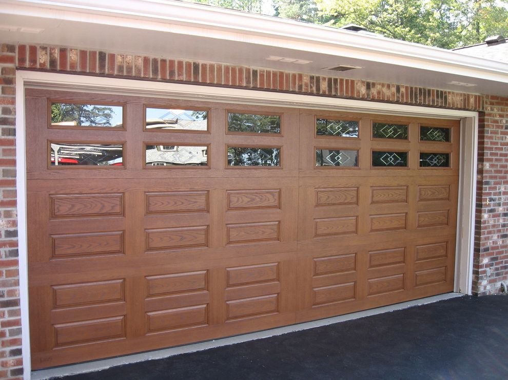 Hamburg Overhead Door with Contemporary Garage Also Contemporary