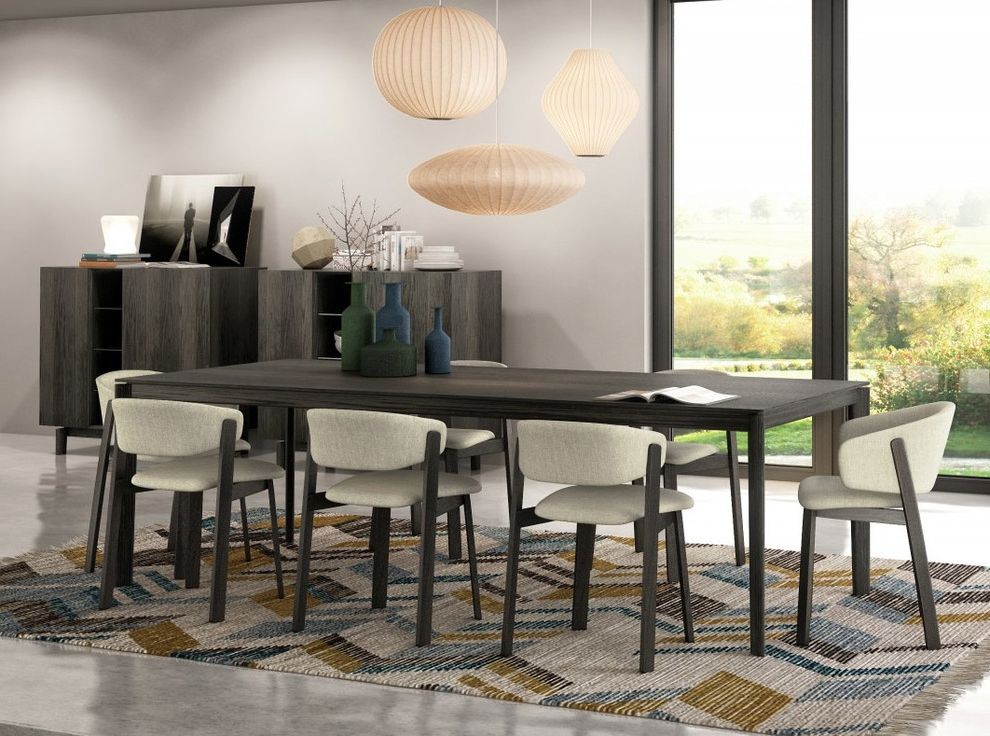 Joss and Main Coupon Code   Modern Dining Room Also Dining Furniture Set Dining Table Huppe Wolfgang Dining Table Made in Canada Rectangular Dining Table Solid Wood Dining Table