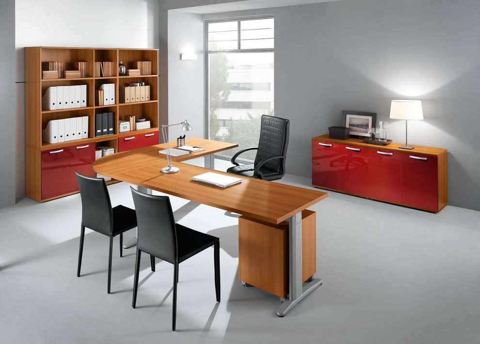 $keyword Modern Italian Office Furniture Composition Vv Le5071 - $1,454.00 $style In $location