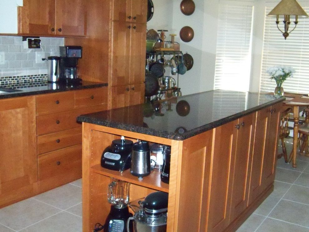 Lowes Pensacola with Transitional Spaces  and Akbd Bill Hart Cabinets Cherry Lowes Pecan Schuler White Chocolate