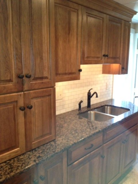 Lowes Reading Pa   Traditional Kitchen Also Finished
