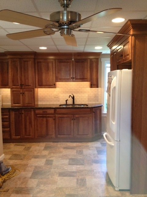 Lowes Reading Pa with Traditional Kitchen  and Finished Kitchen