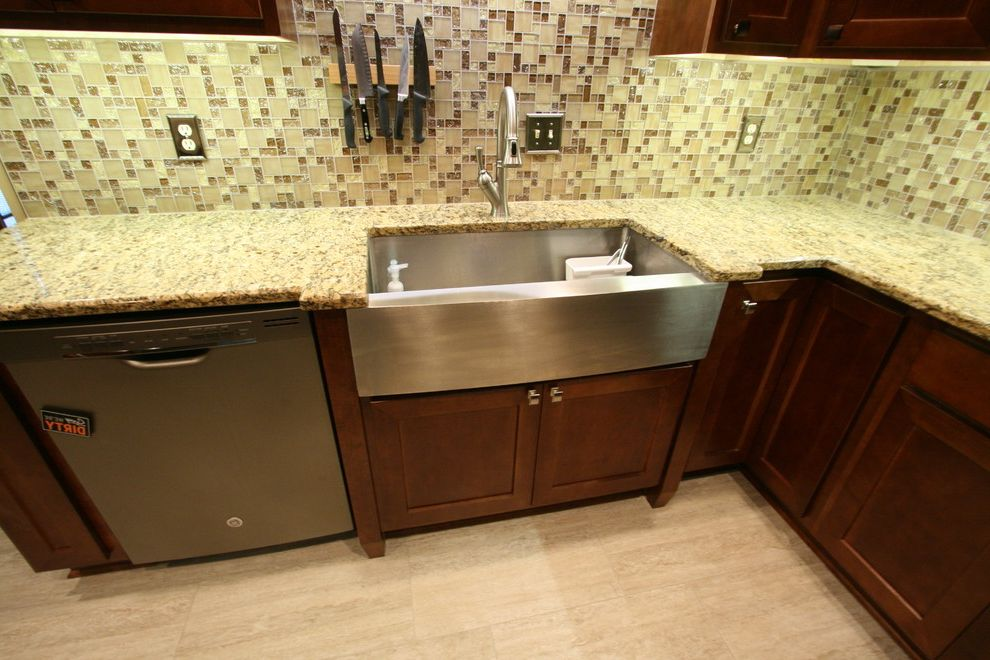 Martins Appliance with Contemporary Kitchen Also Apron Front Sink Farm Sink Farmhouse Sink Stainless Stainless Farm Sink Stainless Farmers Sink