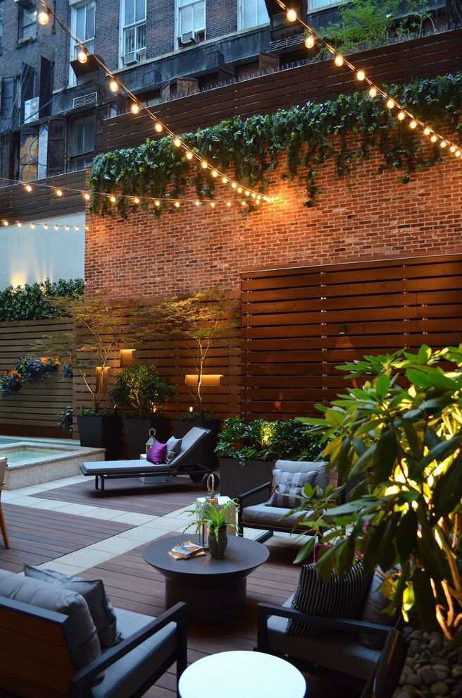 $keyword Tribeca Pool Garden $style In $location