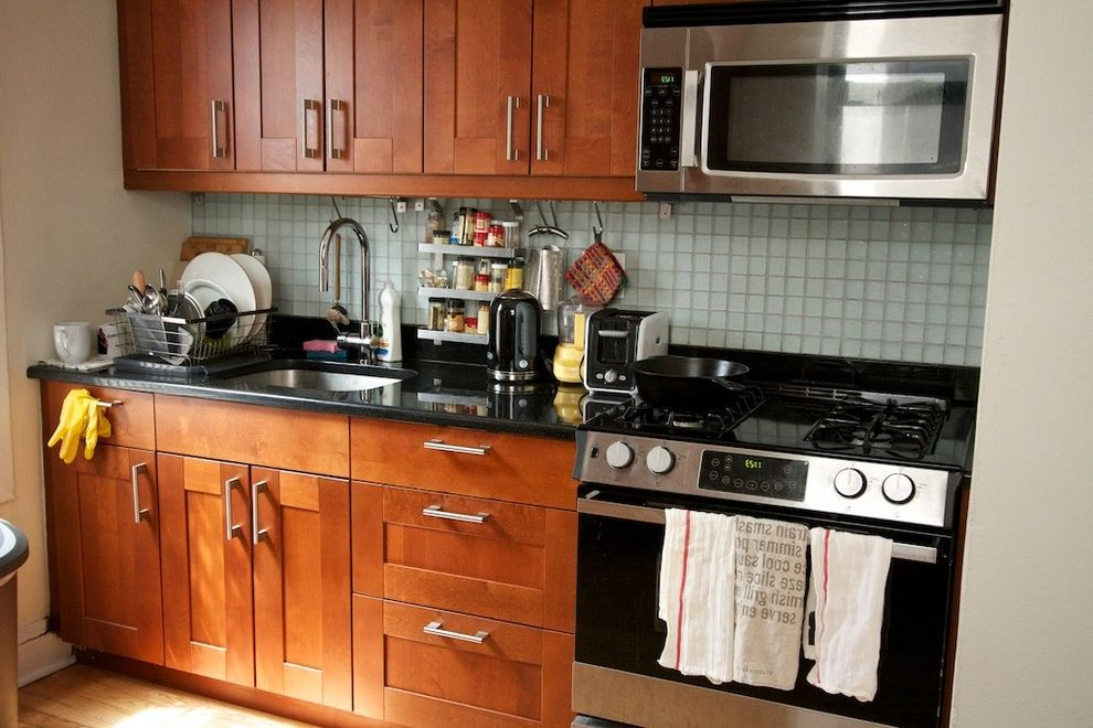 Alabama Rental Managers   Transitional Kitchen  and Transitional