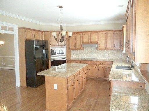 Alabama Rental Managers with  Spaces  and Cabinets Granite Counter Tops Kitchen Kitchen Layout