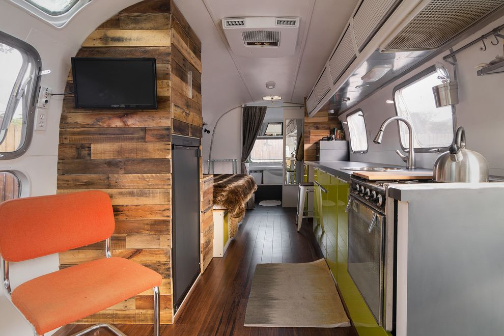 Capital City Lumber   Contemporary Kitchen  and Airstream Bridge Faucet Lime Green Cabinets My Houzz Narrow Space Orange Side Chair Small Wall Mounted Tv