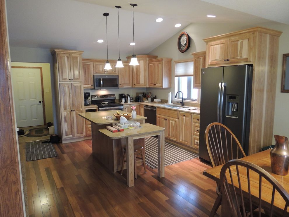 Lowes Midwest City   Traditional Kitchen Also Traditional