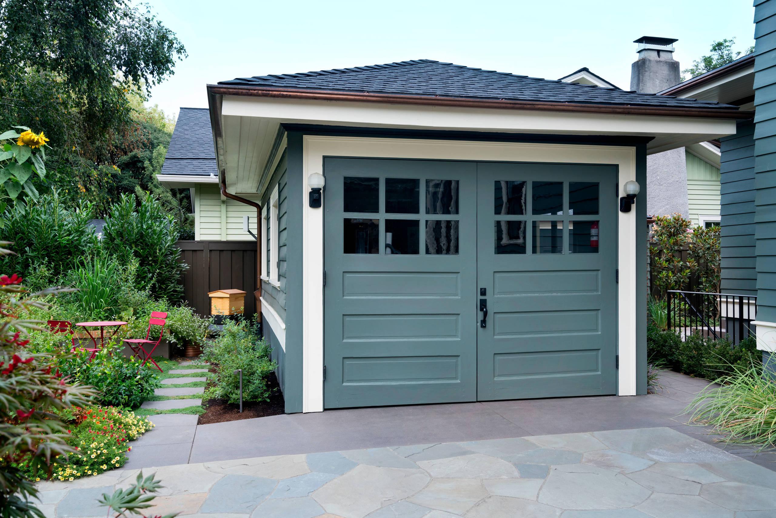 How to program craftsman garage door opener Craftsman Garage covered walkway dalrymple sallis detached East Hill garage Pensacola